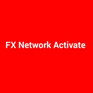 activate the FX networks