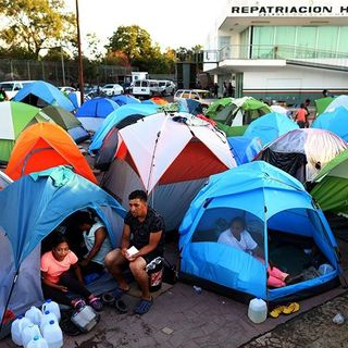 Plight of Migrants at Mexican Border; Political News of the Week