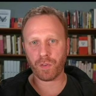 """Exposing A Fake """"Left Wing #BLM Activist"""" At Capitol Riot w/ Max Blumenthal"""