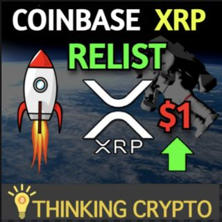 XRP Relist on Coinbase to Pump The Price To $1? & SEC Ripple Lawsuit Updates