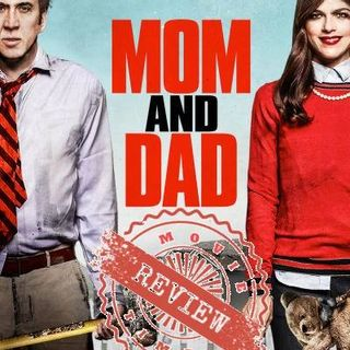 Movie Time - Mom And Dad