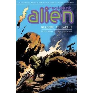 Source Material Live: Resident Alien Volume 1 - Welcome to Earth!