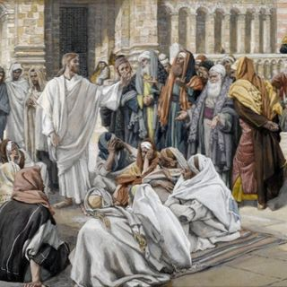 The sin of the Pharisees