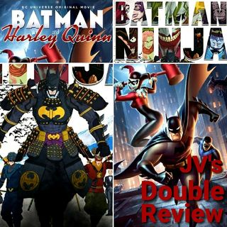 Episode 89 - Batman And Harley Quinn/ Batman Ninja Review (Spoilers)