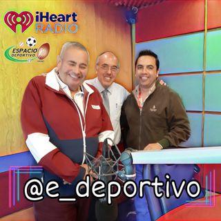 Iniciando Semana con el Trío de Tres en Espacio Deportivo de la Tarde 11 de Noviembre 2019