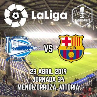 D. Alavés vs Barcelona en VIVO
