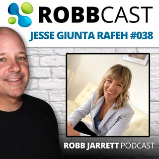 E:038 Jesse Giunta Rafeh | Mental Health and Challenges for Young Adults