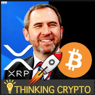 Ripple CEO Brad Garlinghouse Bullish On Both BITCOIN & XRP - Goldman Sachs Digital Yuan CBDC