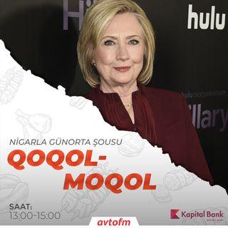 Hillary Clinton-un ən sevdiyi yeməklər | Qoqol-moqol #13