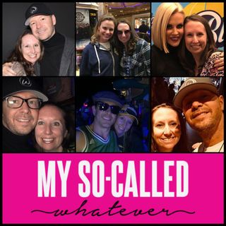 NKOTB Block Party #27 - Crusin' with Special Guest Steph