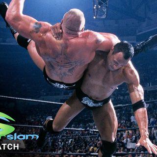 WWE Rivalries: The Rock vs Brock Lesnar