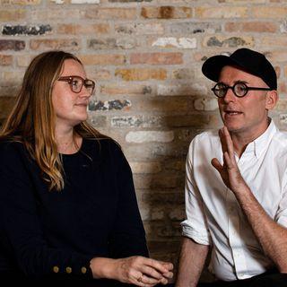 """'Ditte Giese er blevet for tyk' med Chris Pedersen: """"Tynd er det sværeste, man kan være i dag. Vi har jo mad tilgængeligt overalt"""""""