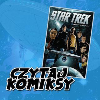 CK04 – Czy warto sięgnąć po komiks Star Trek?
