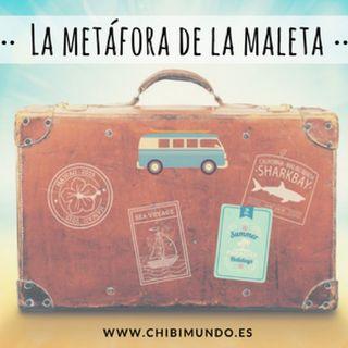 La metafora de la maleta