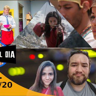 La isla de las tentaciones | Mulán | Ponte al día 291 (18/09/20)