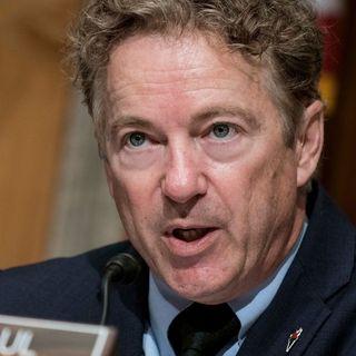 Rand Paul DESTROZA a senador demócrata con EVIDENCIAS