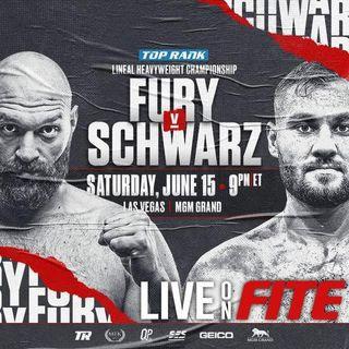 Tyson Fury vs Tom Schwarz Alternative Commentary