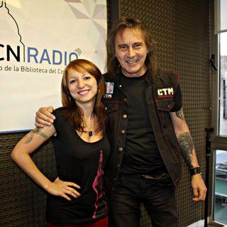 La Ruta del Rock con Claudio Tano Marciello y Willy Quiroga