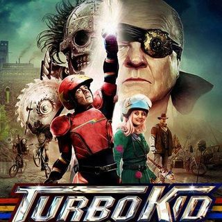 #20:  Turbo Kid