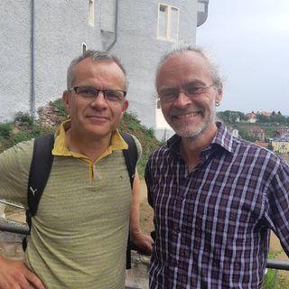 12. søndag efter trinitatis. Peter Tudvad i samtale med Peter Nejsum