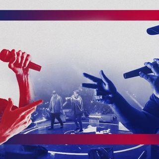 Red Bull Batalla de los Gallos  audio en vivo .. comunimedios studio