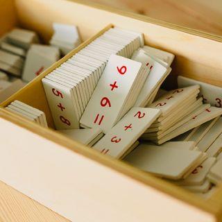 Material Montessori Por Edades