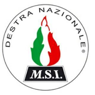Aggiornamento Dal Movimento Sociale Italiano Destra Nazionale