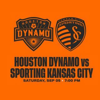 Houston Dynamo vs Sporting KC | 9.5.2020