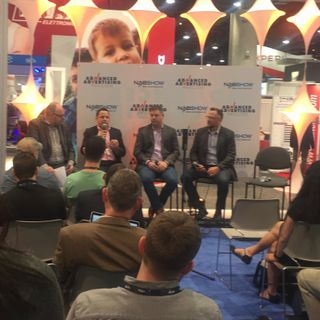 Live From The NABSHOW 2017:  The Art (and Science) of InAppAds: Cracking Big Brand Budgets