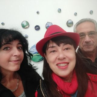 Sognare si può - Alla personale di Francesco Murlo 'Naturalmente' In Compagnia di Laura Mosca