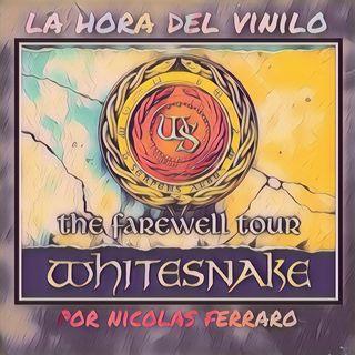 La Historia de Whitesnake - The Farewell Tour