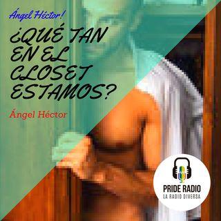 ¿Qué tan en el closet estamos?