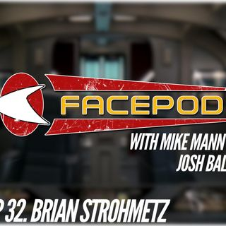 """Episode 032 - Brian Strohmetz only writes the word """"dull"""" with Sharpies."""
