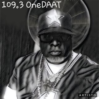 DGratest 109.3 OneDAAT Radio Show