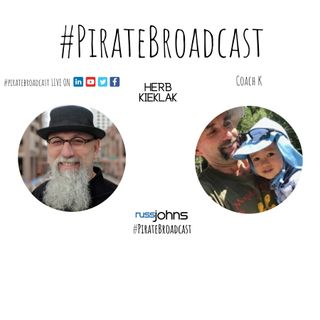 Catch Herb Kieklak on the PirateBroadcast