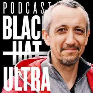 """#73 Michał Kołodziejczyk: biegacz ultra, organizator biegów - """"O bieganiu rzeczy trudnych"""" - Black Hat Ultra Podcast"""