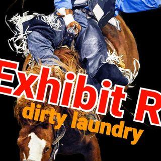 Exhibit R - 'Dirty Laundry'