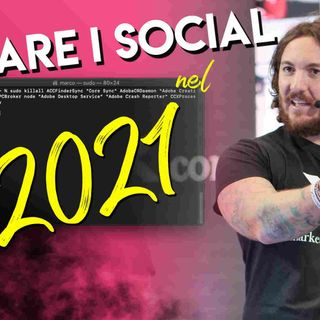3 modi INTELLIGENTI per usare i SOCIAL MEDIA nel 2021
