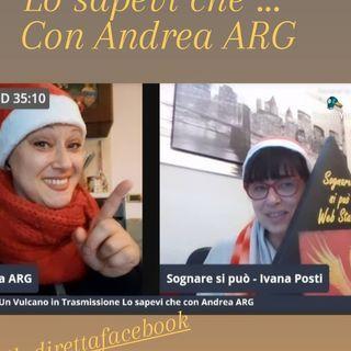 Un Vulcano in Trasmissione Lo Sapevi che Andrea ARG  Natale 2020