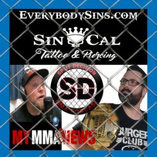 UFC Moscow MMA News Halle Berry Bruised Aloha Bellator Snoop Tito vs Chuck Werdum Penn