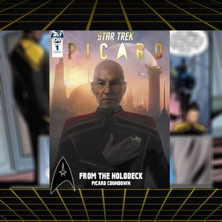 Star Trek: Picard-Countdown #1