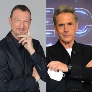 Amadeus: conduttore e direttore artistico anche di Sanremo2022. Intanto ha registrato le serate 60 70 80, per questo, parliamo poi di Gazebo