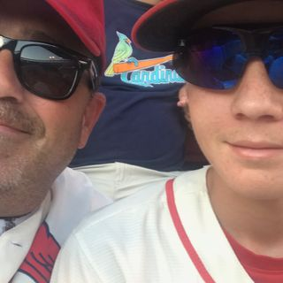 BASEBALL DADS #26 - Anthony Acquisto, 2018 MLB Playoff Predictions