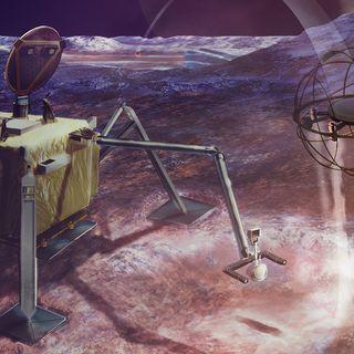Un robot a vapore su Europa ed Encelado