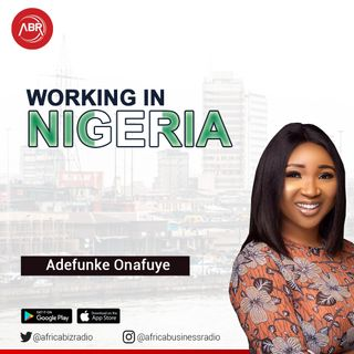 Working in Nigeria