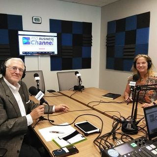 Content and Social Selling Strategies with Tracey Fudge on Buckhead Podcast