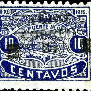 The rarest mail stamp in the world