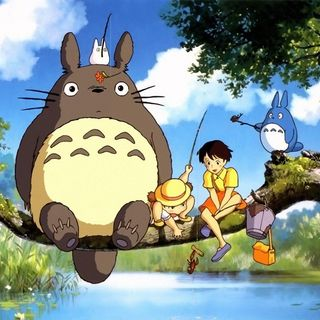 Studio Ghibli & Disney+