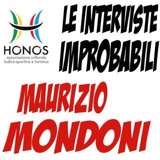HONOS  Intervista Improbabile a Maurizio Mondoni