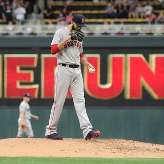 Red Sox Try To Avoid Sweep In Minnesota